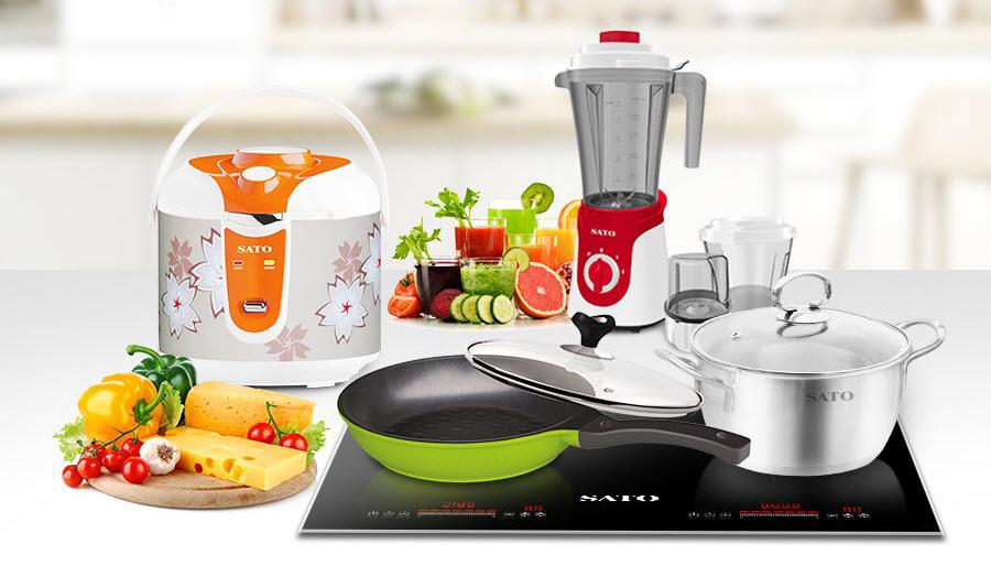 Top 6 thương hiệu ngành gia dụng & nhà bếp lớn nhất tại Việt Nam